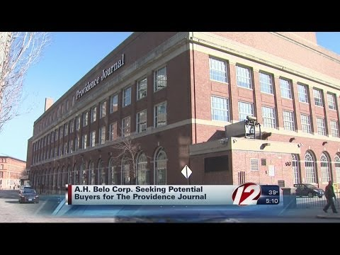 Providence Journal for sale