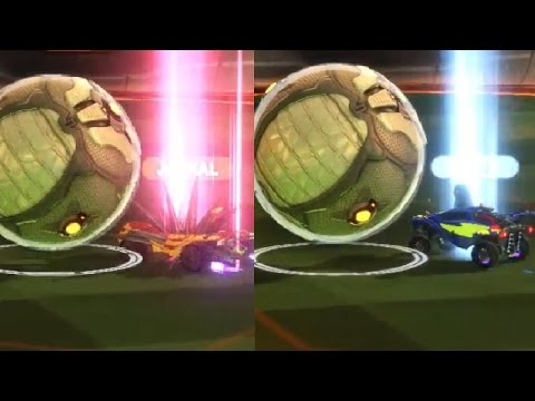 THE STEAL OF A LIFETIME [Rocket League Rumble]