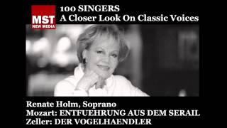 100 Singers - RENATE HOLM