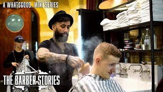 The Barber Stories Teaser 2 whatsgood x Cut Throat