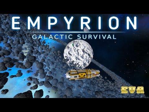 STREAM Empyrion - Galactic Survival Alpha 10. И опять всё с нуля.