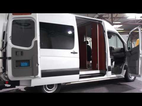 Mercedes-Benz Sprinter 313 CDI L2/H2 Automaat POST.NL INGERICHT Derks Autobedrijf