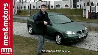 1998 Vauxhall Astra Review