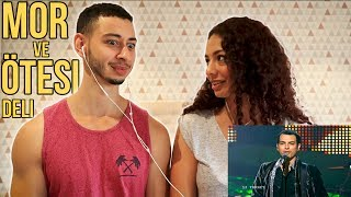 Eurovision Mor ve Otesi Deli 🇹🇷 Turkish Rock Music Reaction | Jay & Rengin