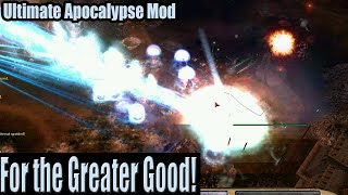 Ultimate Apocalypse Mod Skirmish Battles - Tau Empire! For the Greater Good!