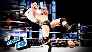 Top 10 WWE SmackDown moments: March 20, 2015