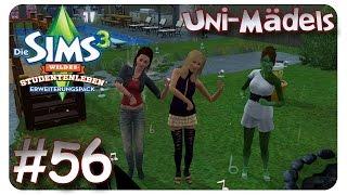 Zeit zum Abschied nehmen #56 Die Sims 3 - Uni Mädels - Let