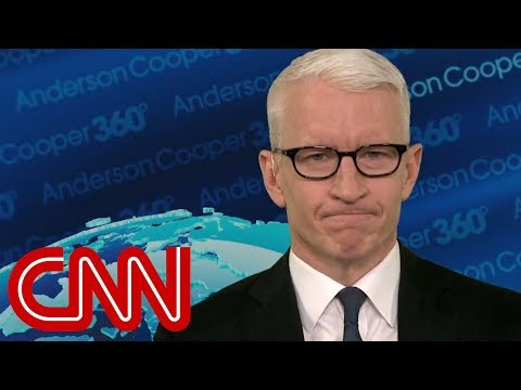 Anderson Cooper: Hard to fact check Trump's fairy tale