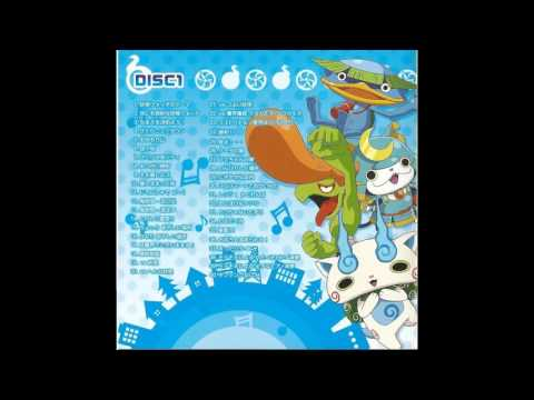 "Youkai Watch Original Soundtrack: ""Otoboke na Yatsura"""