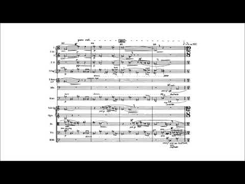 Alban Berg - Lulu Suite [With score]