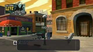 Sam & Max - Season 1 - Episode 2 - Part 5/8 - Situation: Comedy - Dansgaming