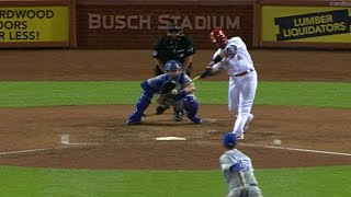 8/9/17: Molina's grand slam leads Cards to 8-5 win