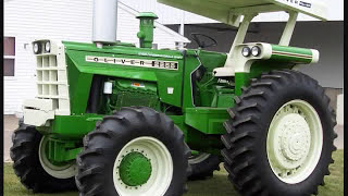 Oliver 2255 - A Tribute to an Amazing Tractor!