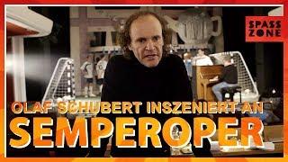 Olaf Schubert inszeniert Fußball-Oper in Dresden