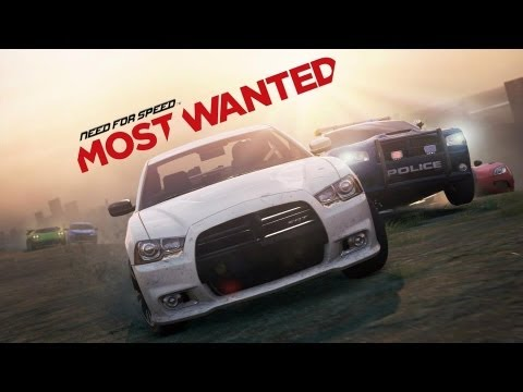 NFS : Most Wanted - Dodge Charger SRT-8 2012 - YouTube