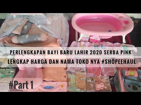 PERLENGKAPAN BAYI BARU LAHIR 2020 Lengkap | Baby Boy from YouTube · Duration:  12 minutes 10 seconds