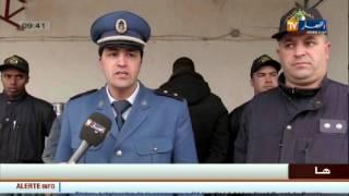 الشرطة القضائية :حجز 5000 قارورة خمر في البيض