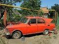 Парень восстановил  до заводского состояния    Москвич 412 - 2140 Переходная Модель  1975 года.