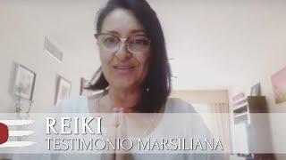 REIKI | Testimonio Marsiliana