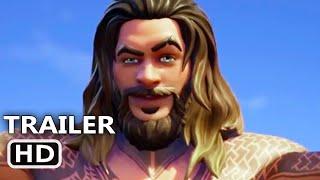 "PS4 - Fortnite ""Aquaman"" Trailer (2020) Battle Pass"