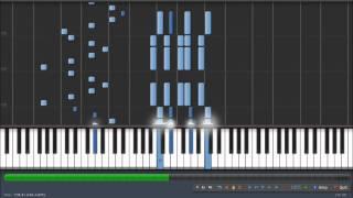 Lacrimosa - Kalafina - Kuroshitsuji ED - The Black Butler - Piano Solo Transcription