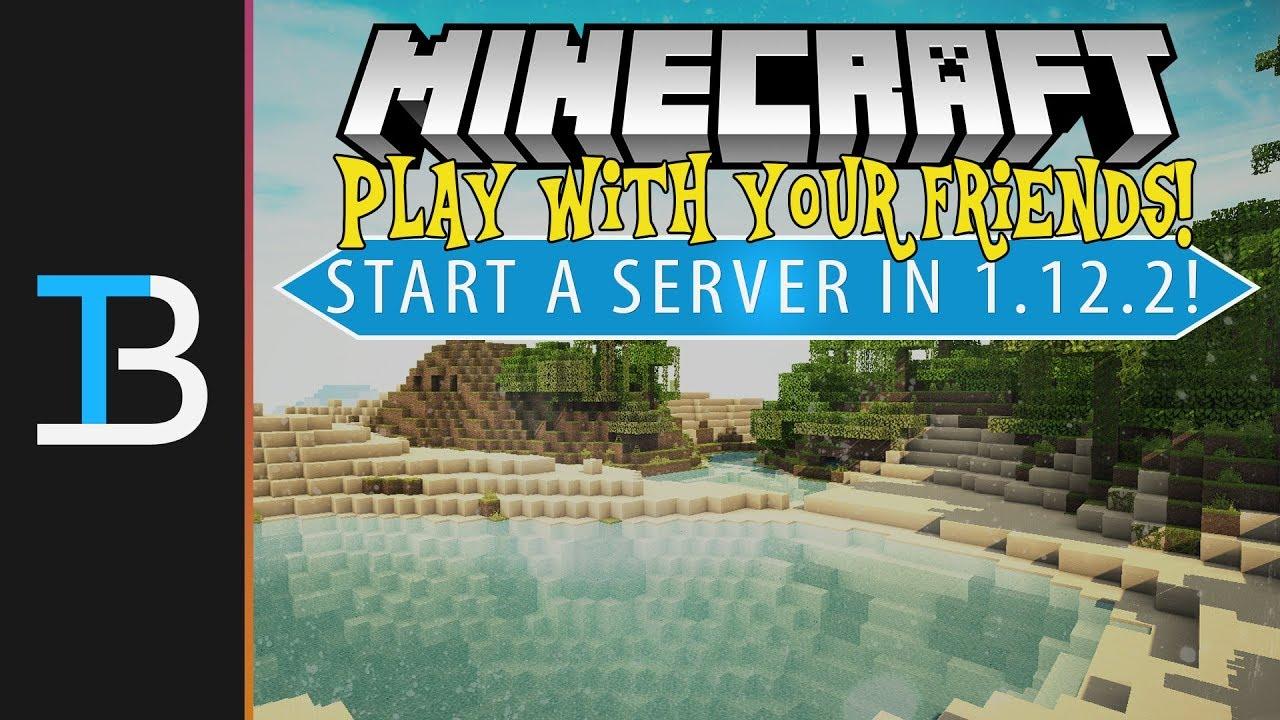 minecraft server download free 1.12