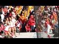 [4K] 안치홍 연타석 홈런이 터지는 순간:  KIA 응원단(171002)