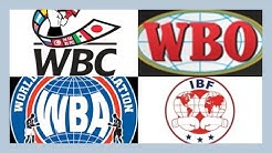 RANKINGS FOR WBC, WBA, IBF OUT - WHO'S UP & WHO'S DOWN?
