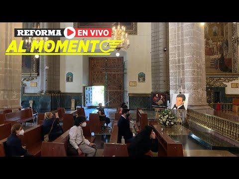 Concluye misa de aniversario luctuoso de José José/ En Vivo