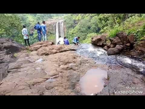Best water fall of South Gujarat