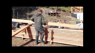 Made $1,000 in ONE DAY! (Milling Lumber on Sawmill)