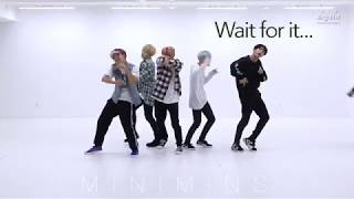 BTS dancing to songs not their own but it fits?!??