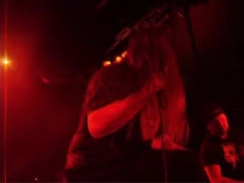 Cannibal Corpse - Shredded Humans (live)