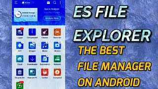 ES File Explorer | The Best Android File Manager | Hindi