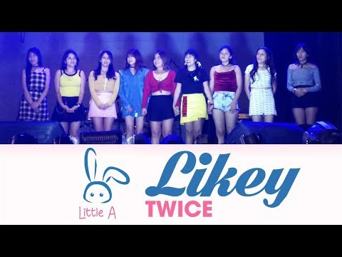 Little A~ Perú - TWICE (트와이스) - LIKEY  Cover  Friki Festival 5ta edicion