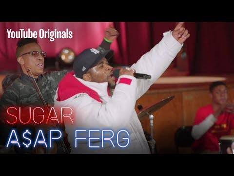 A$AP Ferg drops in on a deserving NYC public school teacher.