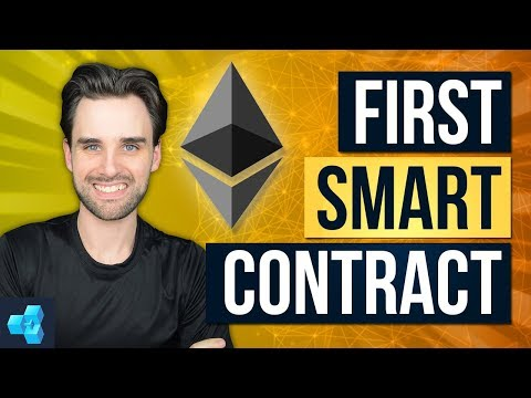 How To Code Your First Ethereum Smart Contract