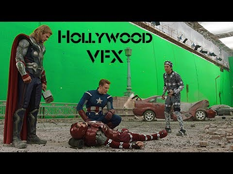 Hollywood Movies VFX | How Movies Really Look Like | Vfx Breakdown | Trending News