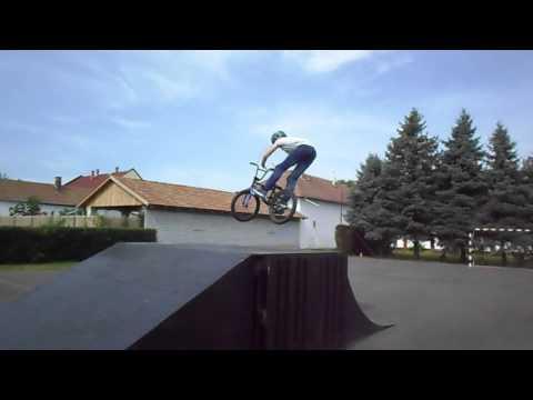 Daniel Buzas 2015 BMX