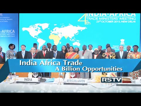 Special Report: India-Africa Trade: A Billion Opportunities