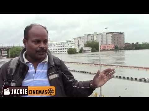 Chennai Floods saidapet | Adyar | 2.12.2015 by Jackie Cinemas