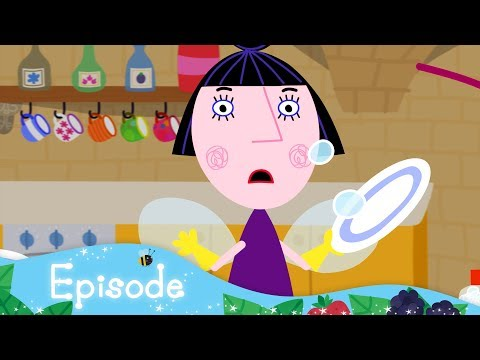 Ben and Holly's Little Kingdom | No Magic Day | Full Episode