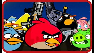 Angry Birds Ultimate Battle Skill Game Walkthrough All Levels 1-12
