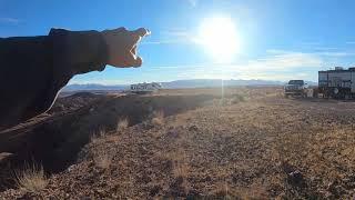Dry Camping in tнe Nevada Desert / update video
