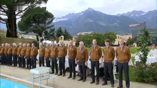 Coro della Sosat (Trientiner Bergsteigerchor) - La Montanara 2014
