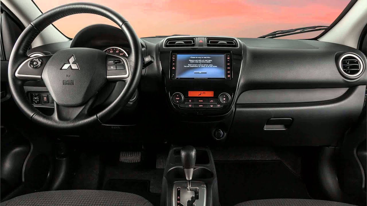 Mitsubishi mirage 2015 review
