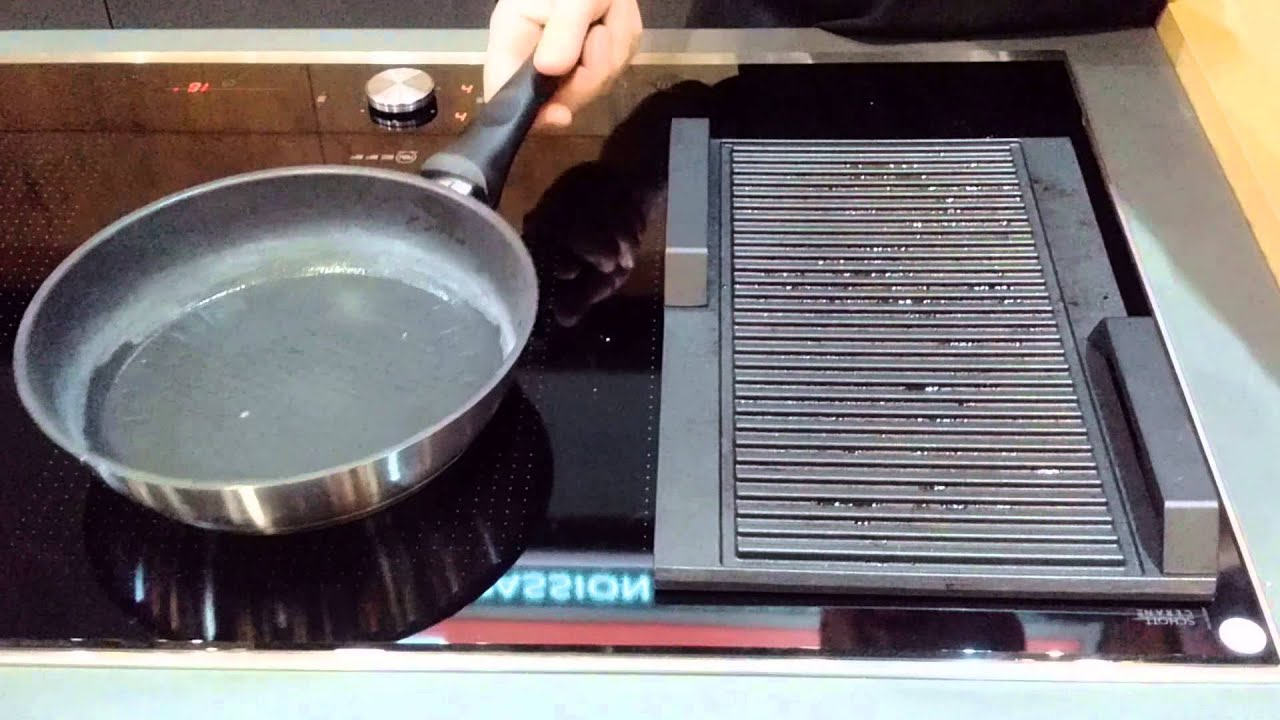 NEFF INDUCTION HOB OVEN DEMO GRAND DESIGNS LIVE 2015 EXCEL