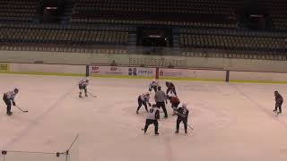 Хоккей ЛНХЛ Ягуар-Бриллиант 20.12.2017 г. 2 пер. Пермь