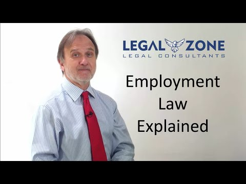 Employment Law Explained