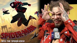 Post Malone, Swae Lee, Ty Dolla $ign & More at the 'Spider-Man: Into the Spider-Verse' Premiere